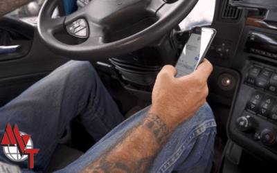Cell Phone Usage for Commercial Motor Vehicle Drivers