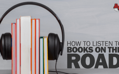 How to Listen to Audiobooks on the Road | Mesilla Valley Transportation